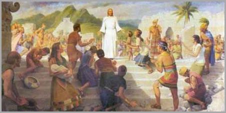 Jesus nas americas