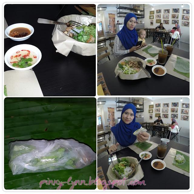 VIET-THAI CANTEEN, TEMPAT MAKAN, cyberjaya, makanan thailan vietnam, cadangan makan