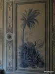 Cabinet en camaïeu : décor de chinoiseries