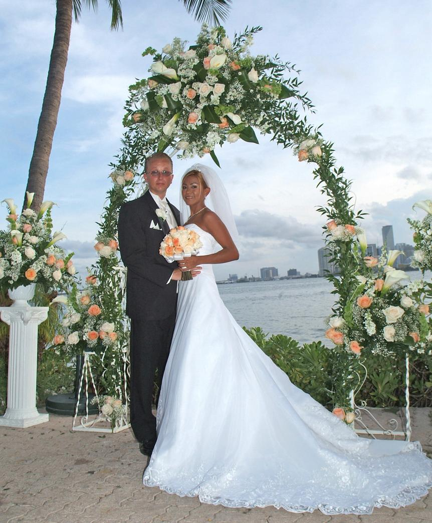 Beach and Outdoor Weddings