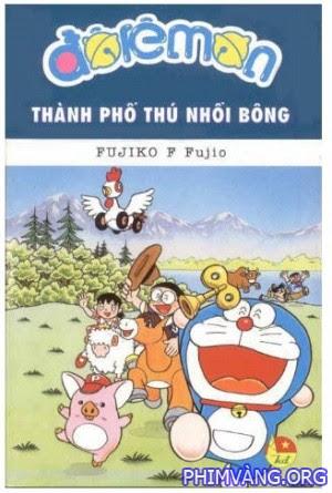 Doremon: Thành Phố Thú Nhồi Bông - Doraemon And The Spiral City