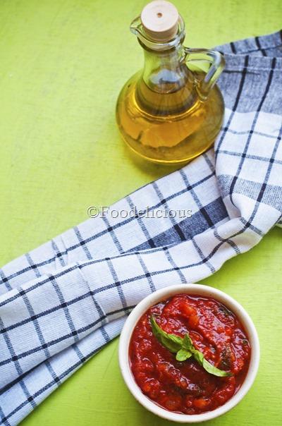 Marinara Sauce 1