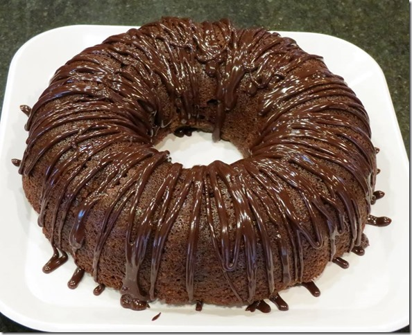 Sweet Potato Chocolate Marble Bundt Cake (Grain Free, Refined Sugar Free)