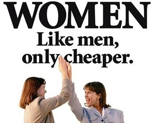 cheaper women