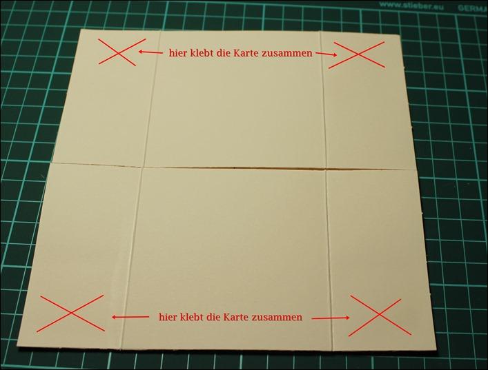 Endloskarte Endless Card Infinity Card Never Ending Card Anleitung 07