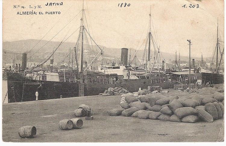 Vapor JATIVA en Almeria. Fecha indeterminada. Colección Jaume Cifre Sánchez. Nuestro agradecimiento.jpg