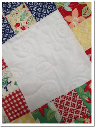 Niner Quilting Pattern