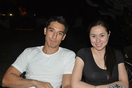 Ali Khatibi and Cristine Reyes (IG queencristinereyes)