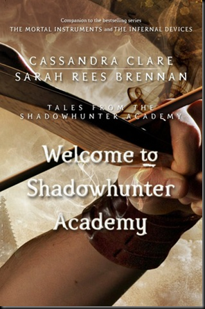 Welcome to the Shadowhunter Academy