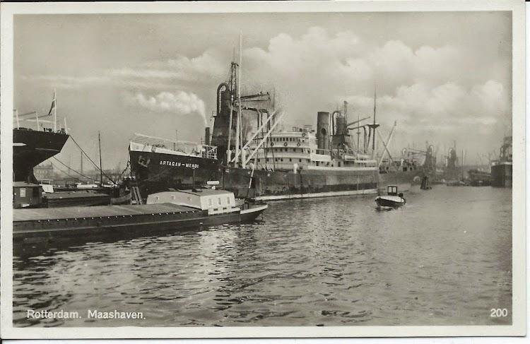 El ARTAGAN-MENDI en Rotterdam. Ca. 1930.tif