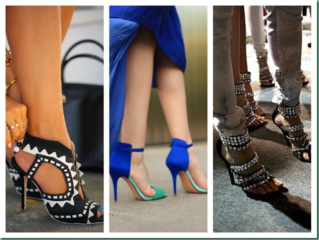 statement heels that will make you the star of the party