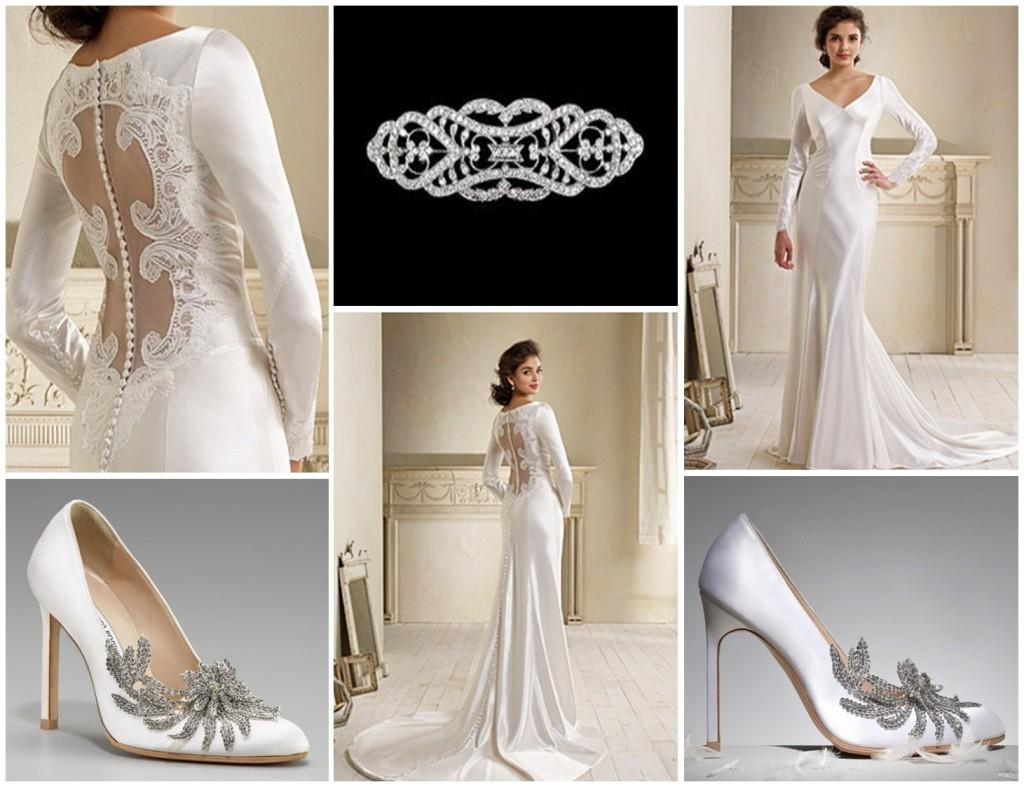 short retro wedding dresses