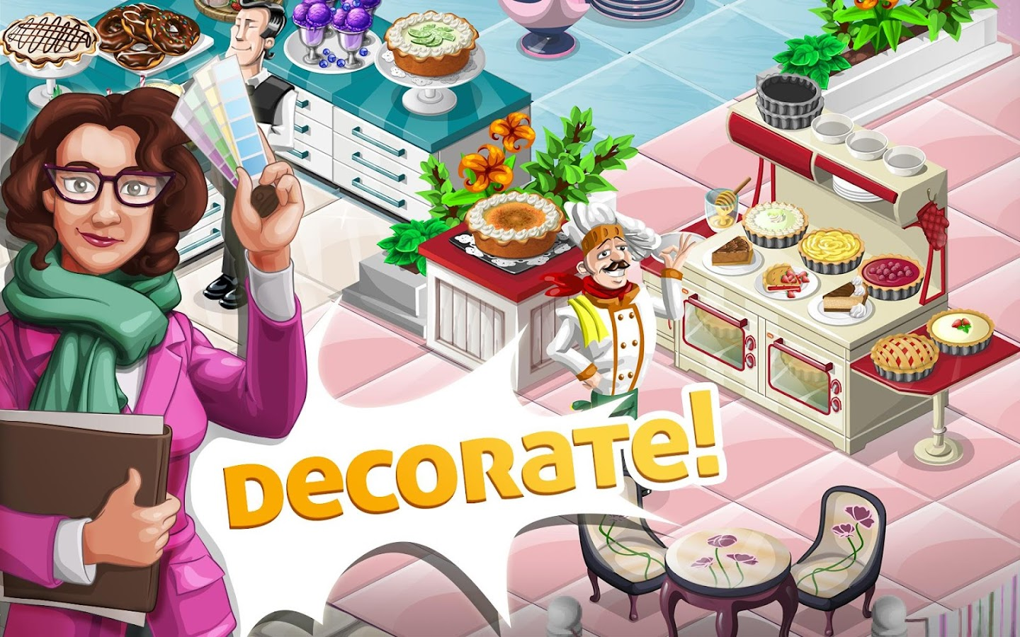 Chef Town: Cooking Simulation Screenshot 10