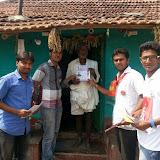 Pamphlet Distribution @ Periyapattana