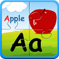 Game Alphabet puzzles & flash cards APK for Kindle