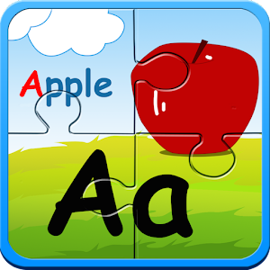 Alphabet puzzles & flash cards For PC (Windows & MAC)