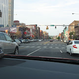 The main drag of downtown Nashville TN 09032011