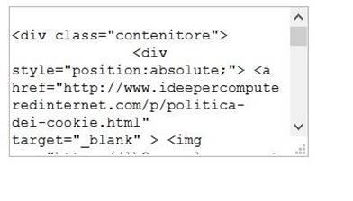 textarea-codice