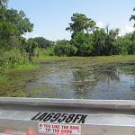 Our Airboat Adventure ride in New Orleans to see the swamps and gators 07242012-66
