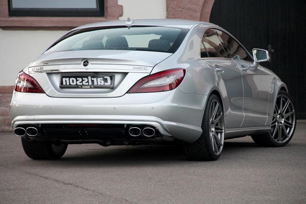 2012 Carlsson Mercedes CLS 63