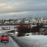 on route to Reykjavik from Keflavik in Reykjavik, Hofuoborgarsvaeoi, Iceland