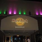 Hard Rock Cafe in Nashville TN 09032011a