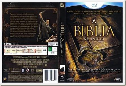 a biblia capa