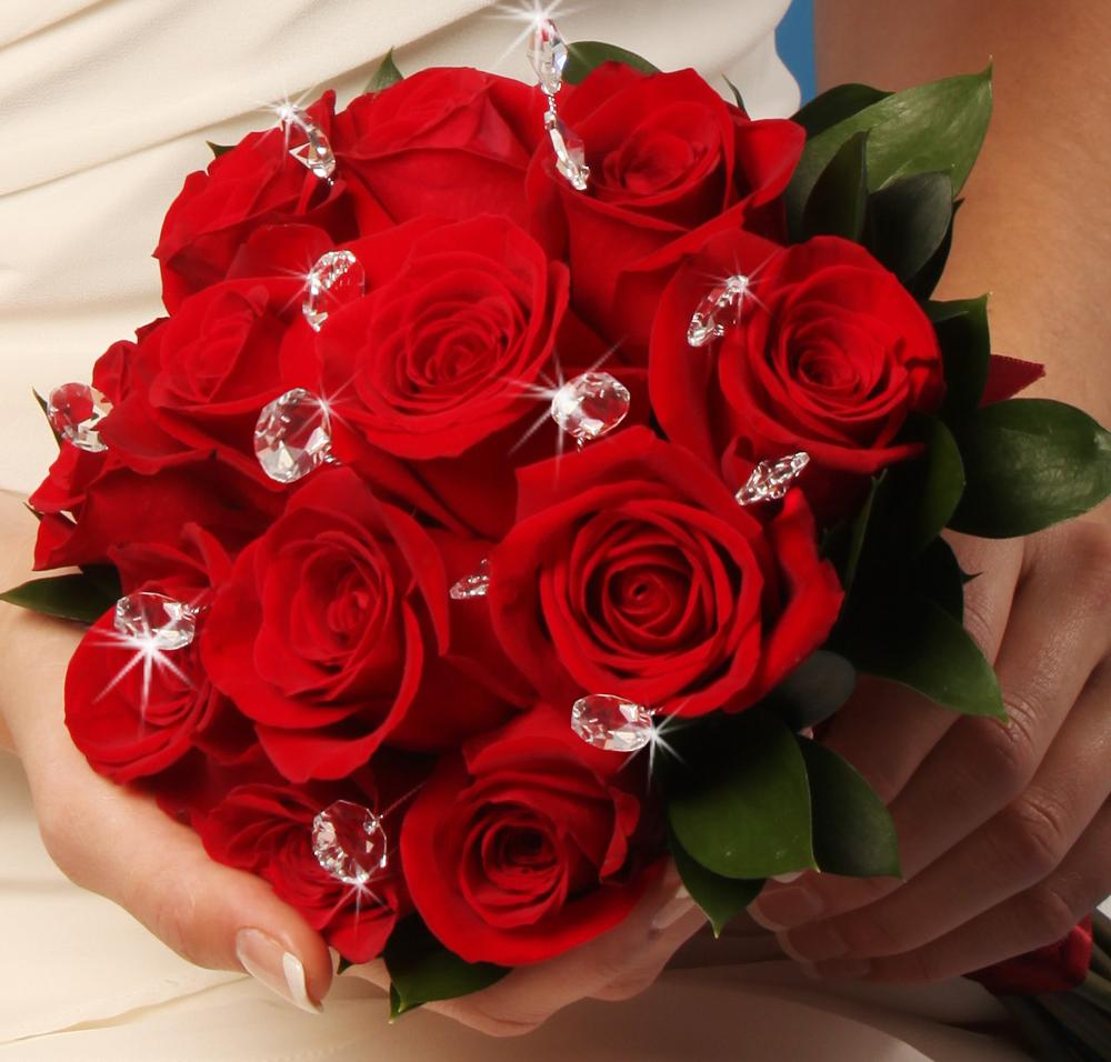 Christmas Wedding Bouquets