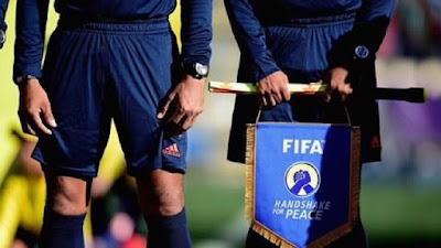 Nigerian Referees For World Cup Qualifier In Burkina Faso