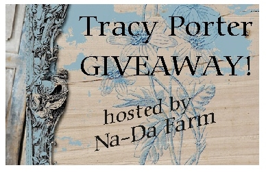 Tracy Porter GIVEAWAY!!! for the Boho-Ball here at the farm...
