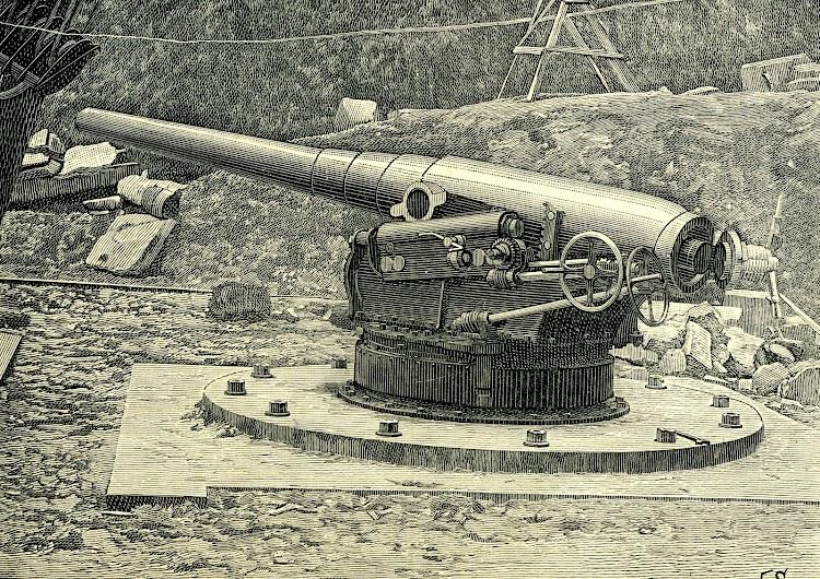 11-Pieza Hontoria de 140 mm. De la revista LA NATURALEZA.jpg