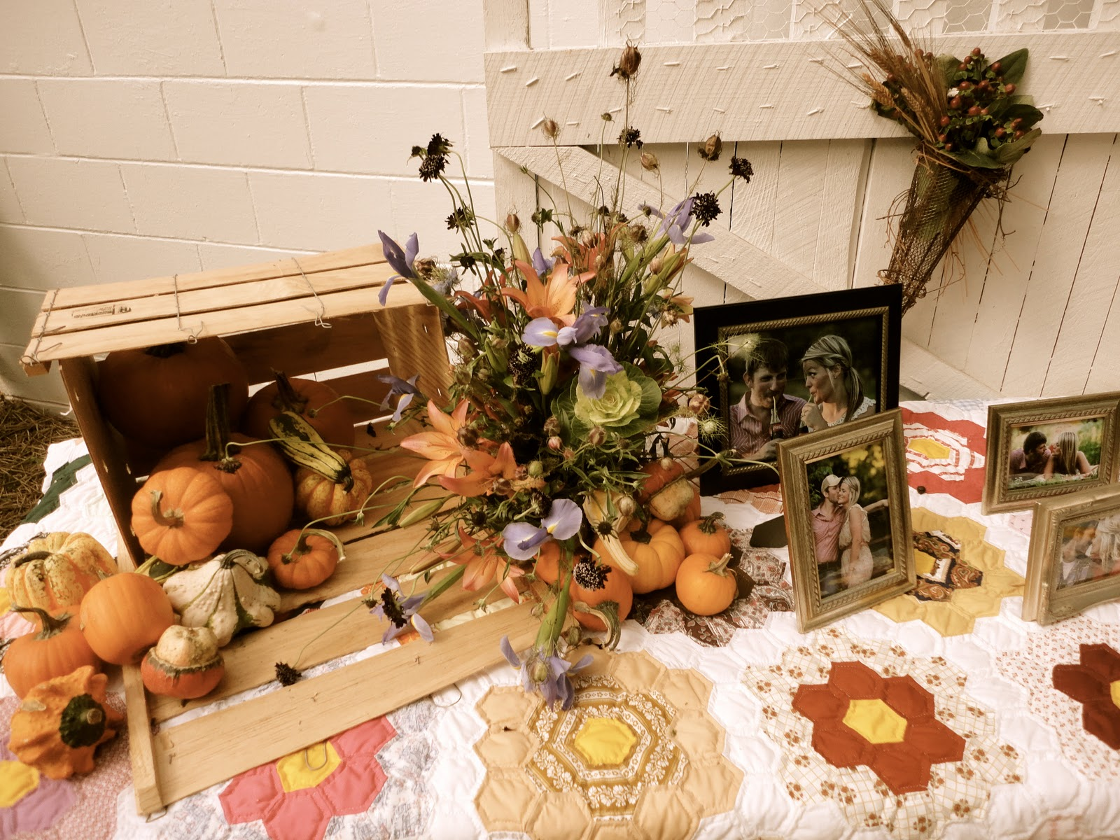 fall decorations for weddings