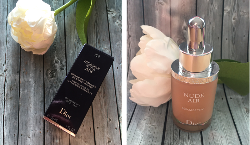 dior foundation verpackung