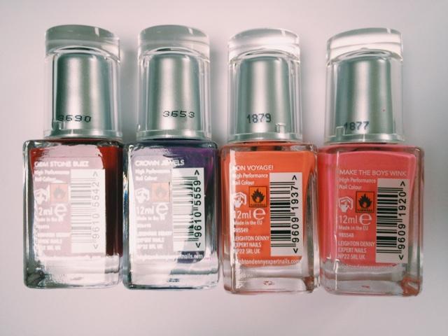 Leighton Denny Expert Nails High Performance Nail Colour
