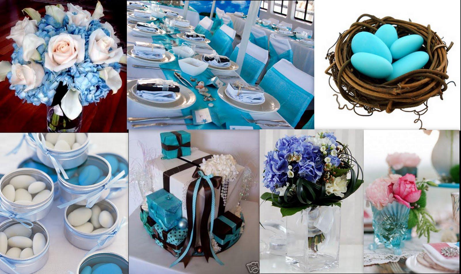 Hristinas Blog Turquoise Blue Wedding