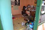 pokój w żeńskim akademiku u mojej gospodyni Ayu