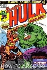Actualizacion 19/05/2015: Hulk Vol.1 - USA - Actualizacion, se agregan los numeros del 169 al 177 gracias a Vicu68 y Elessar del Crg.