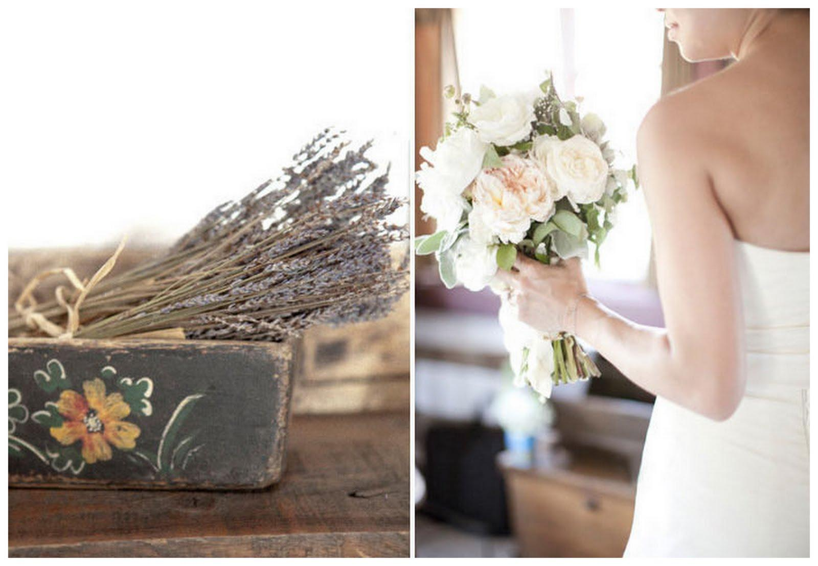 Real Shabby-Chic Wedding: Liz