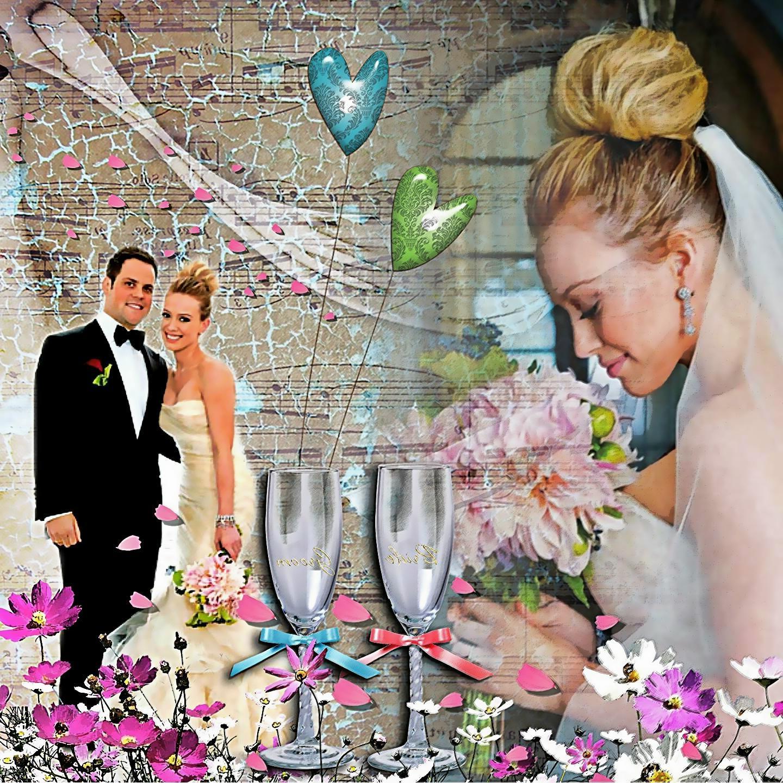 Wedding   Digital Scrapbooking