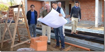 22 escuelas del distrito reciben fondos de Nación y el Municipio para realizar mejoras, ampliaciones y reparaciones