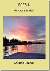Capa do livro Poesias do Amor e Da Vida