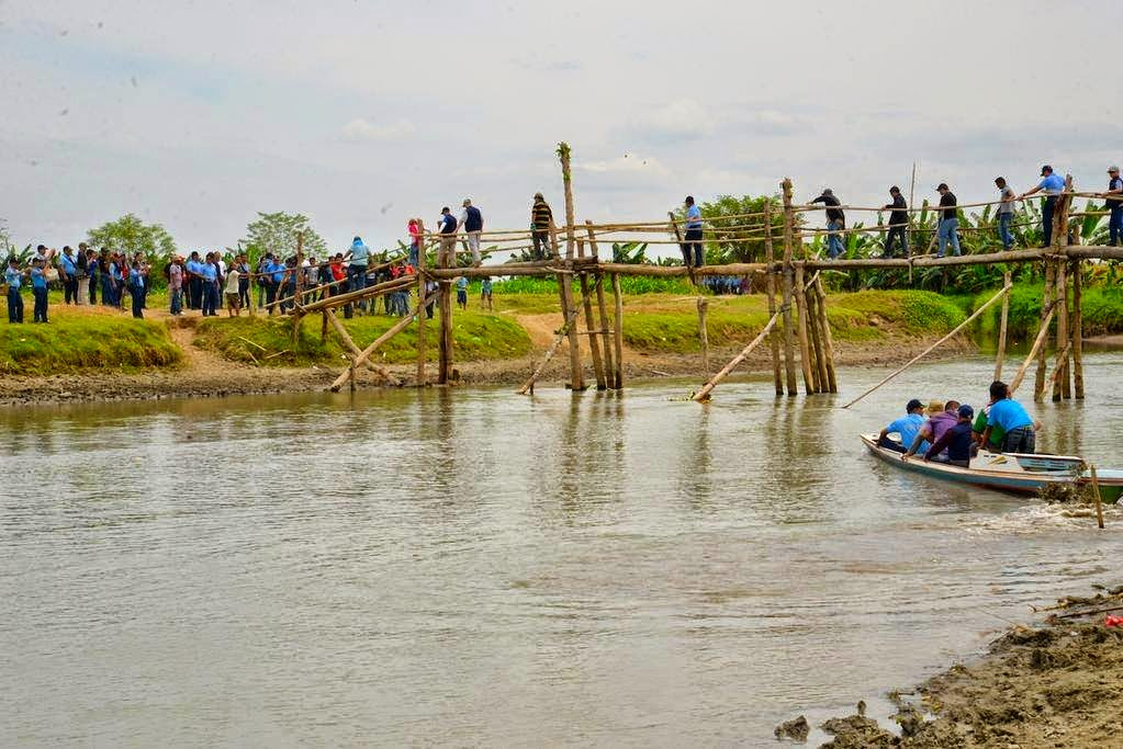 Image of The Historical Bridge of Tukanalipao in Masasapano