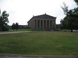 The Parthenon replica in Nashville TN 09032011a