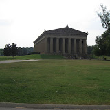 The Parthenon replica in Nashville TN 09032011a