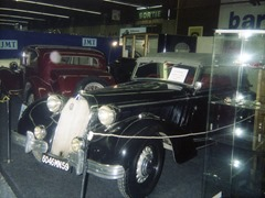 1983.02.18-037.07 talbot T120 3l 1939, Delahaye 125 Sport 1936 et Ford T 1919