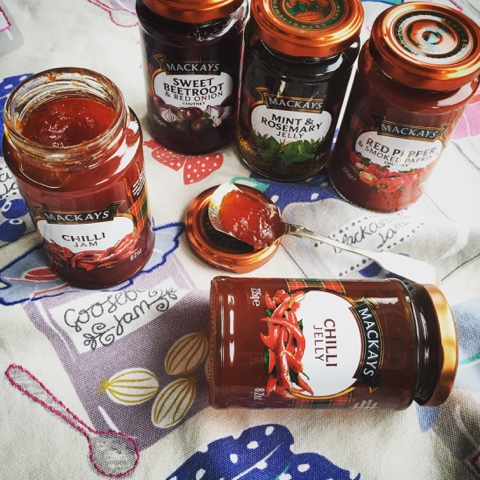 Mackays Savoury Preserves - Foodie Quine Reviews - Foodie Parcels in the Post - June 2015