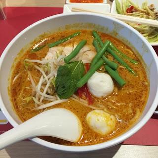 Curry Laksa Chicken