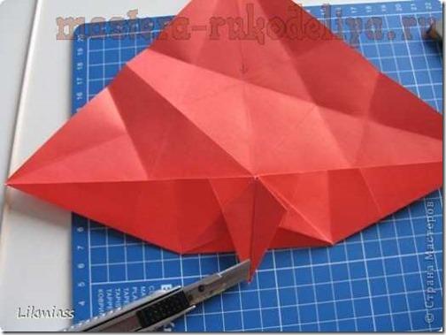 flor de pascua origami (19)