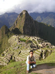 Machu Picchu, Peru  [2004]