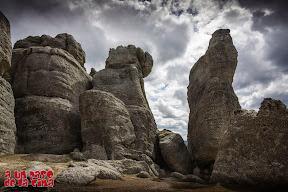 Formaciones típicas de Castroviejo. ©aunpasodelacima